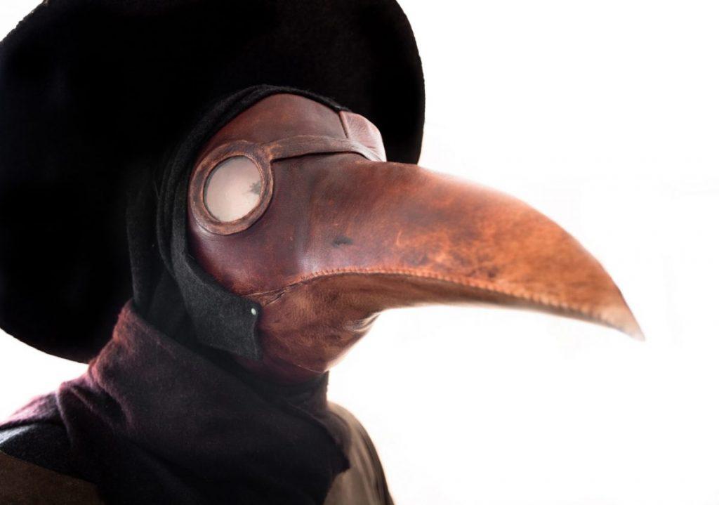 The Black Plague doctors