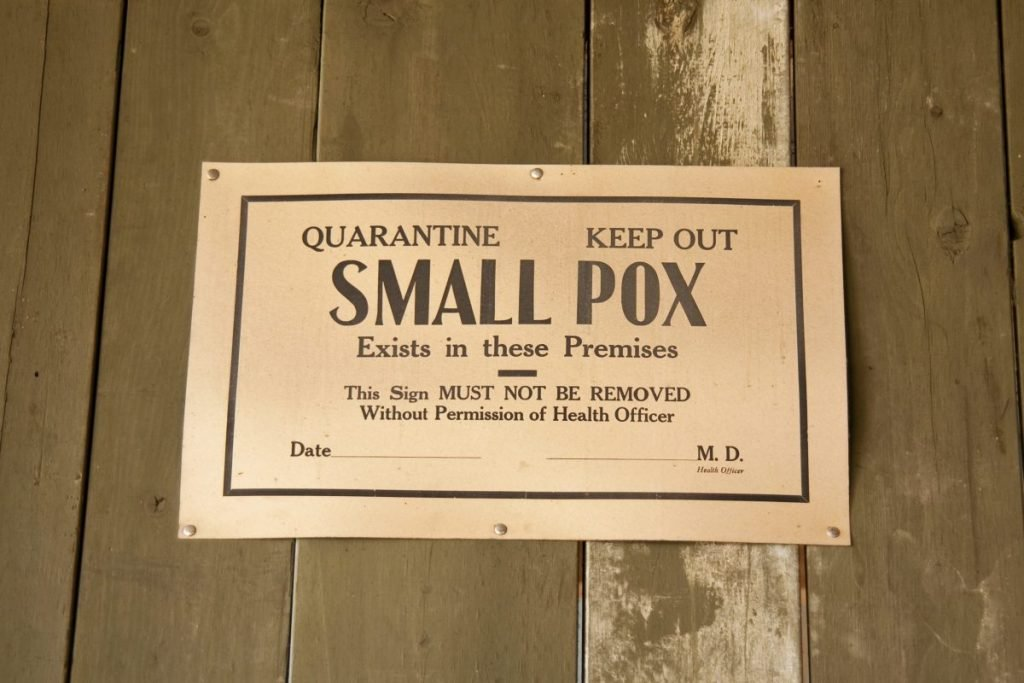 smallpox threat