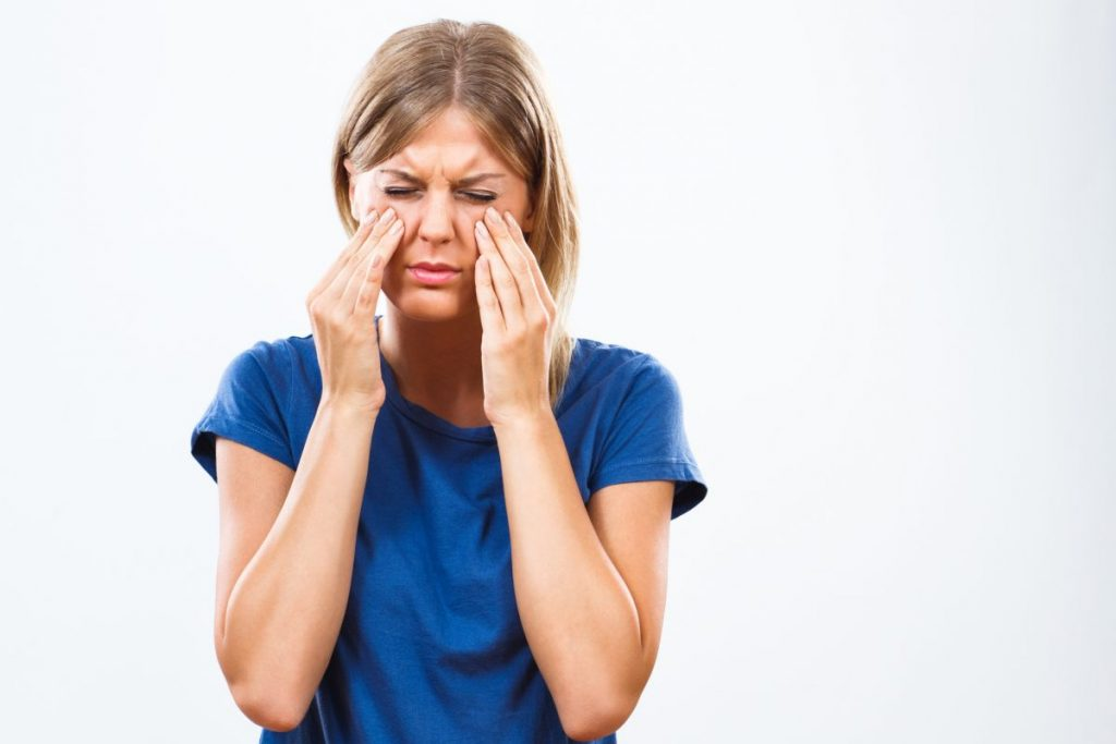 sinus headache symptoms