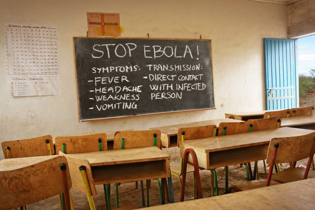 ebola Communicable diseases