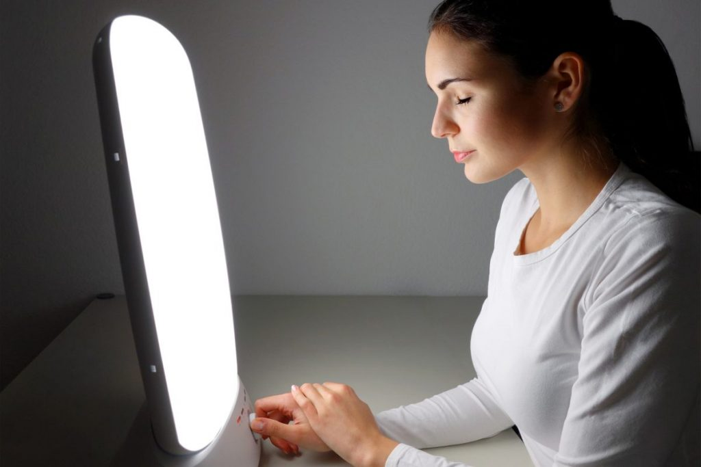 light therapy seasonal affective disorder