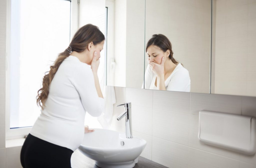 pregnancy nausea psoriasis