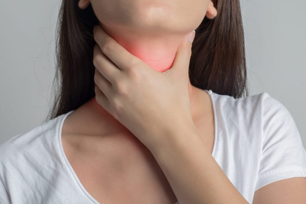 symptoms of tonsillitis
