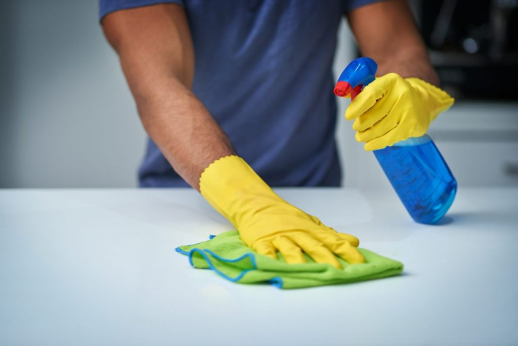 Gloves Protection Irritants