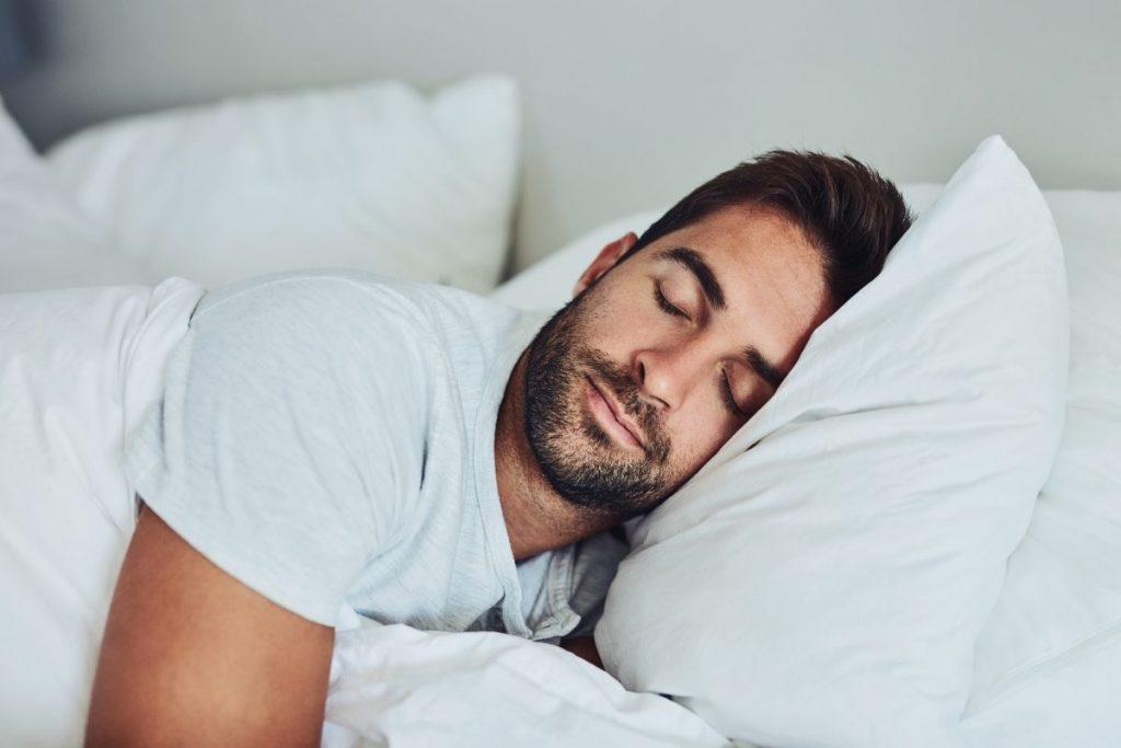 sleep for cancer prostate