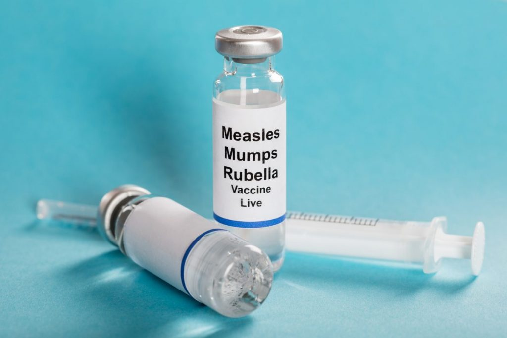 rubella german measles MMR