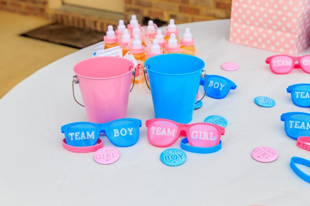 gender reveal inspiration