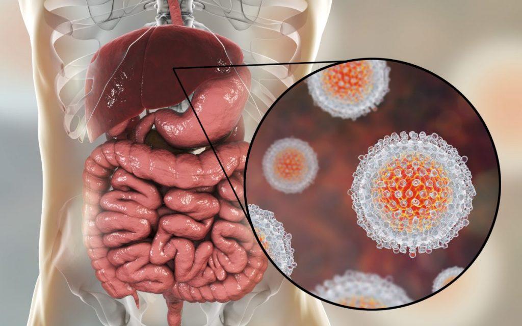 hepatitis C Communicable diseases