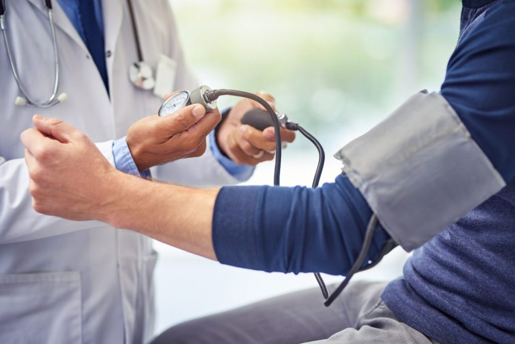 blood pressure hypertension