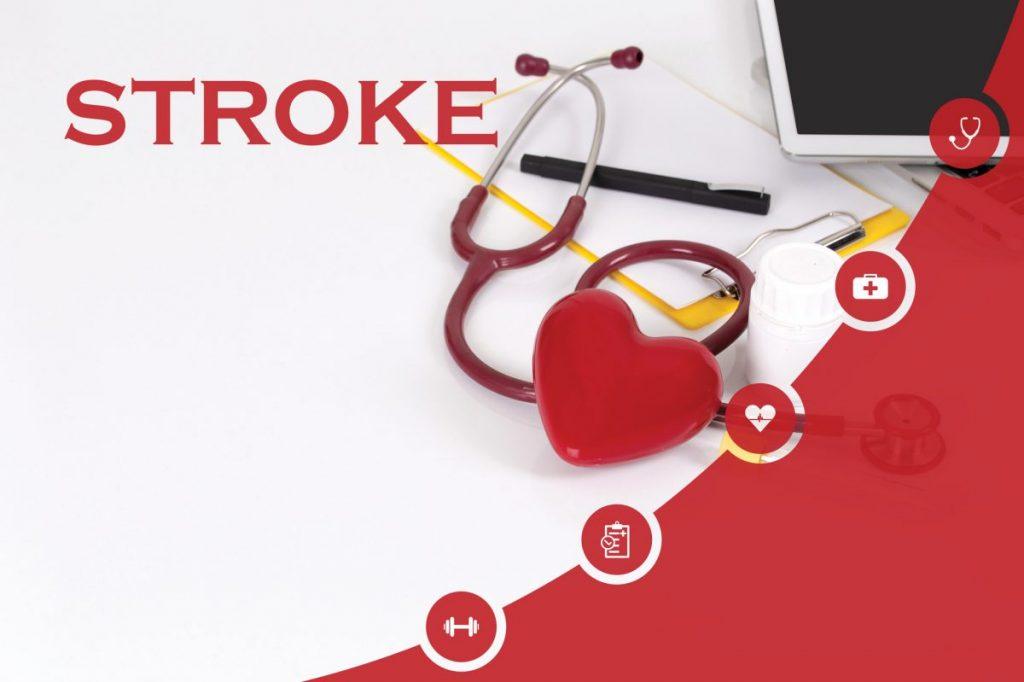 difficulty swallowing stroke