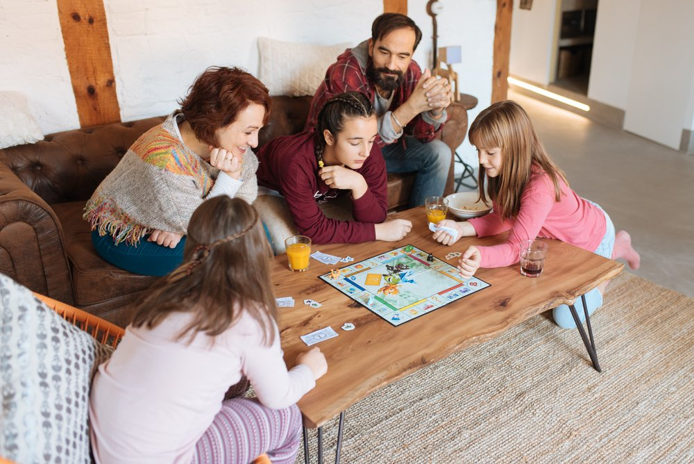 board games for kids monopoly