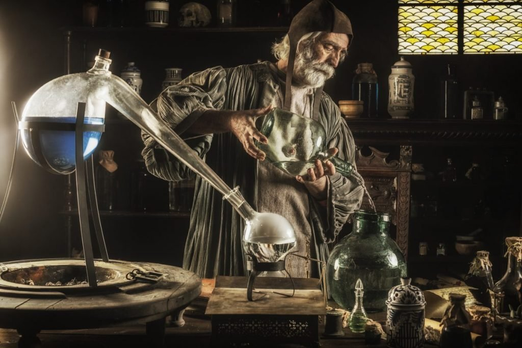 alchemy medical uses for mercury