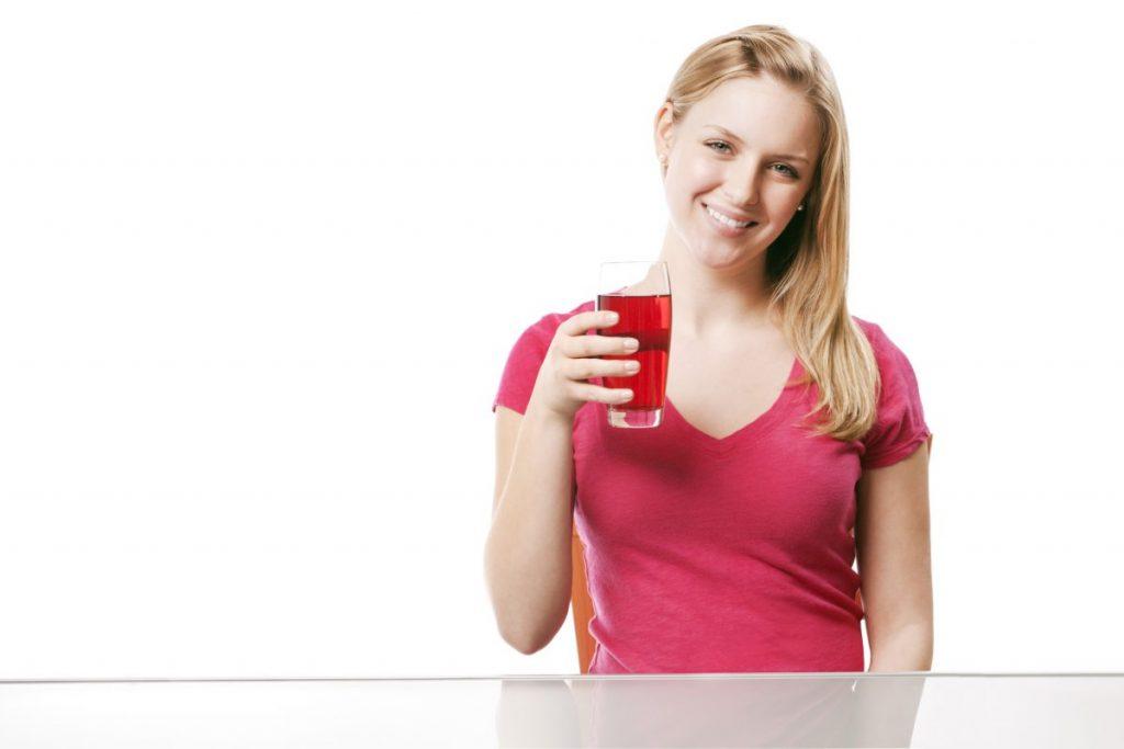 health benefits of cranberries women's health