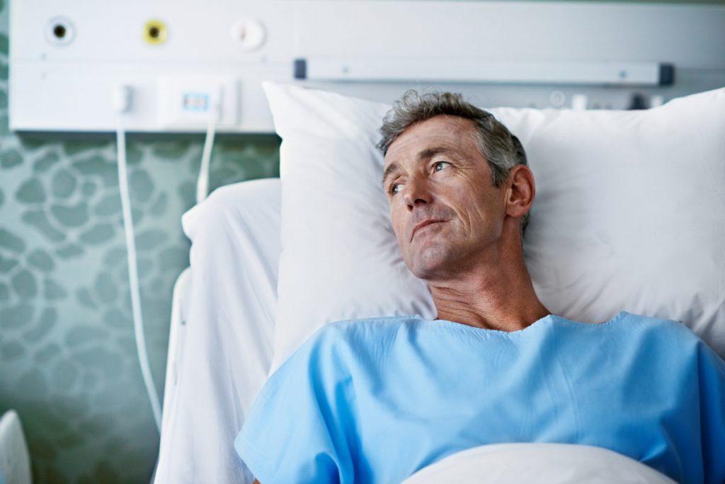 paralyzed diaphragm