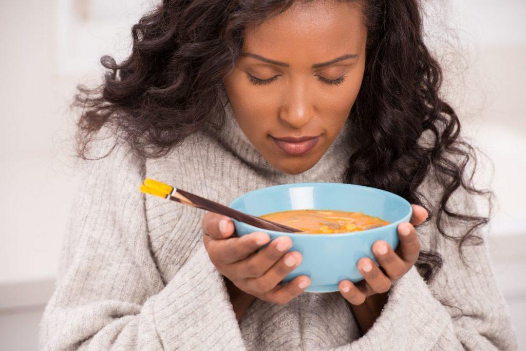 comfort food hygge
