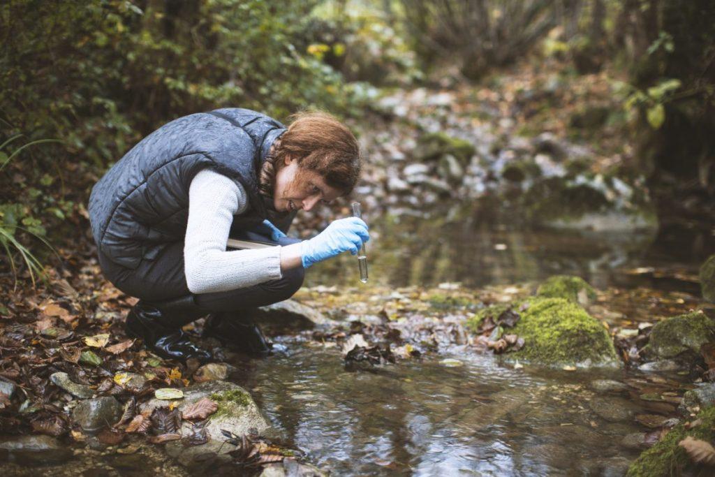 pathogens Raw water