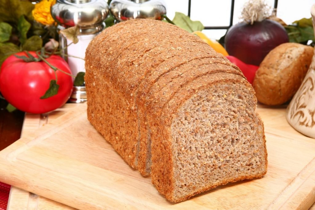 bread sprouted grain bread