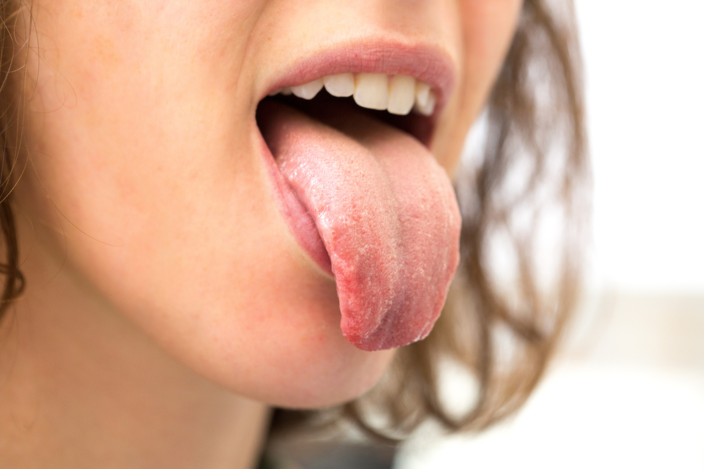 tongue muscle