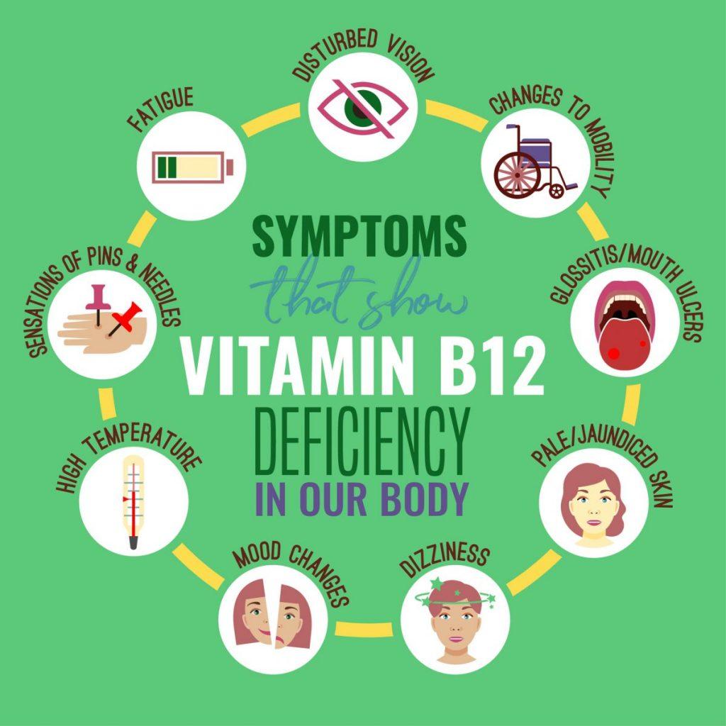 vitamin B tingling tongue