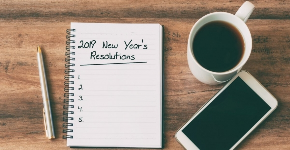 Creating Healthy New Year's Resolutions and Keeping Them