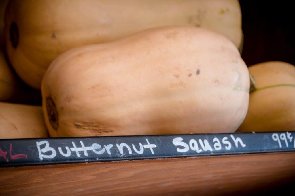 storage butternut squash
