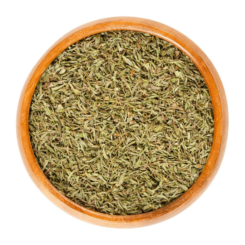 antioxidants summer savory