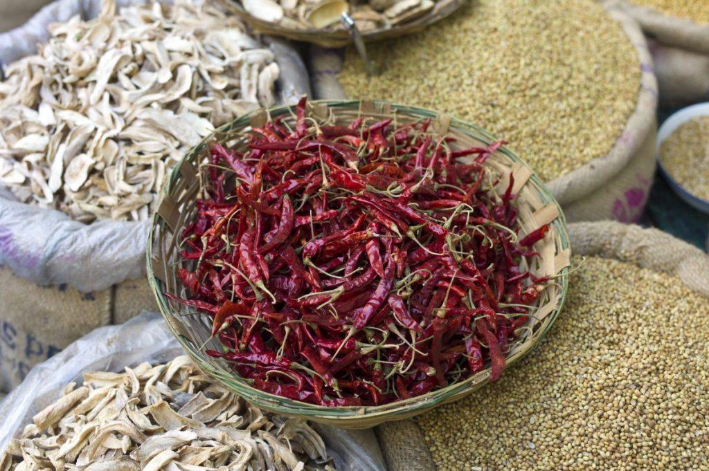 heart health spicy foods