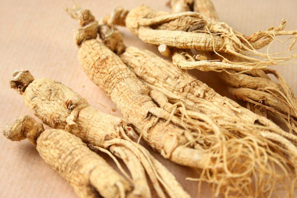 China healing herbs