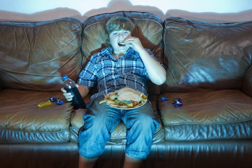 risk of Childhood obesity