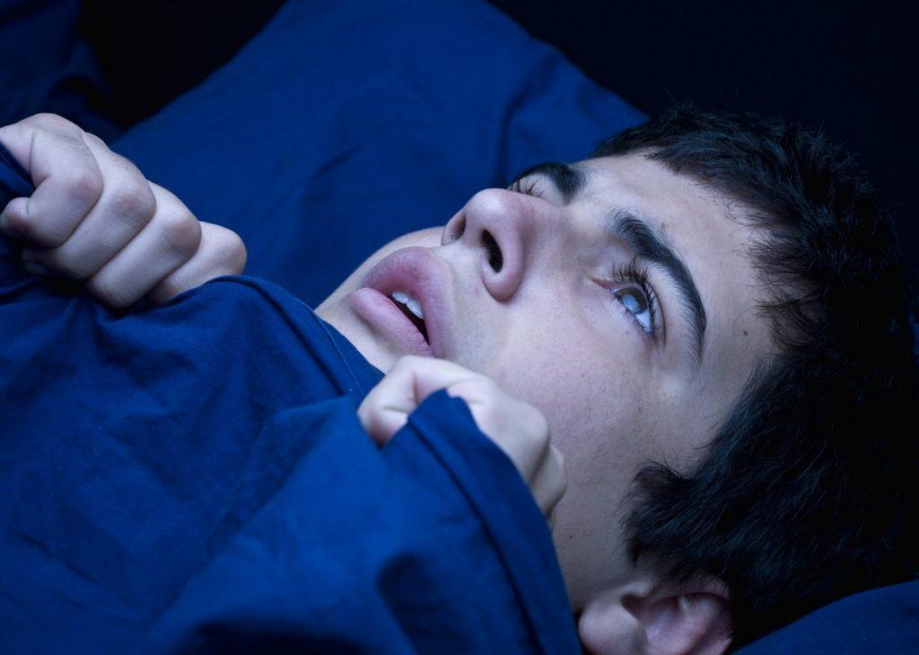 sleep paralysis night terror