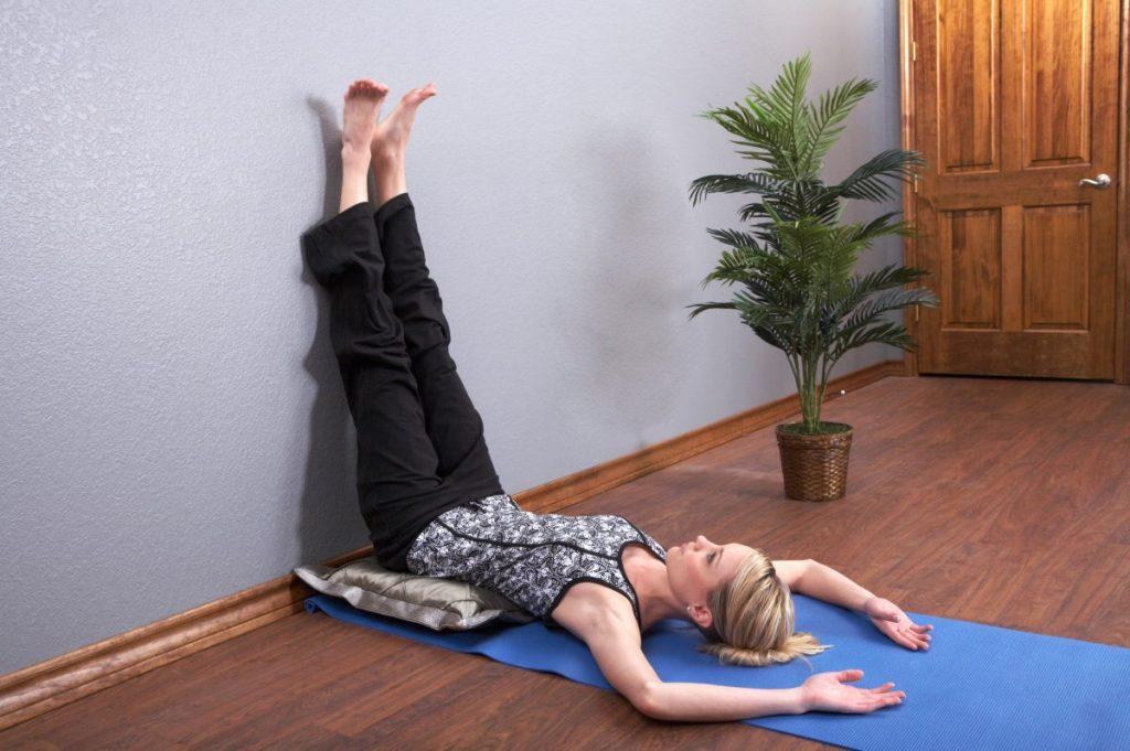 posing Stretching