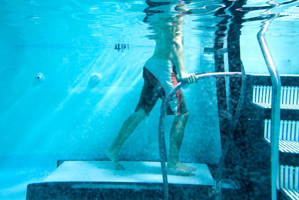 fitness hydrotherapy