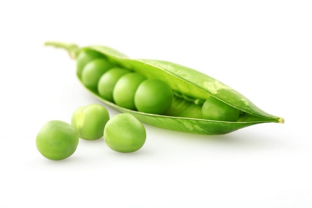 peas legumes