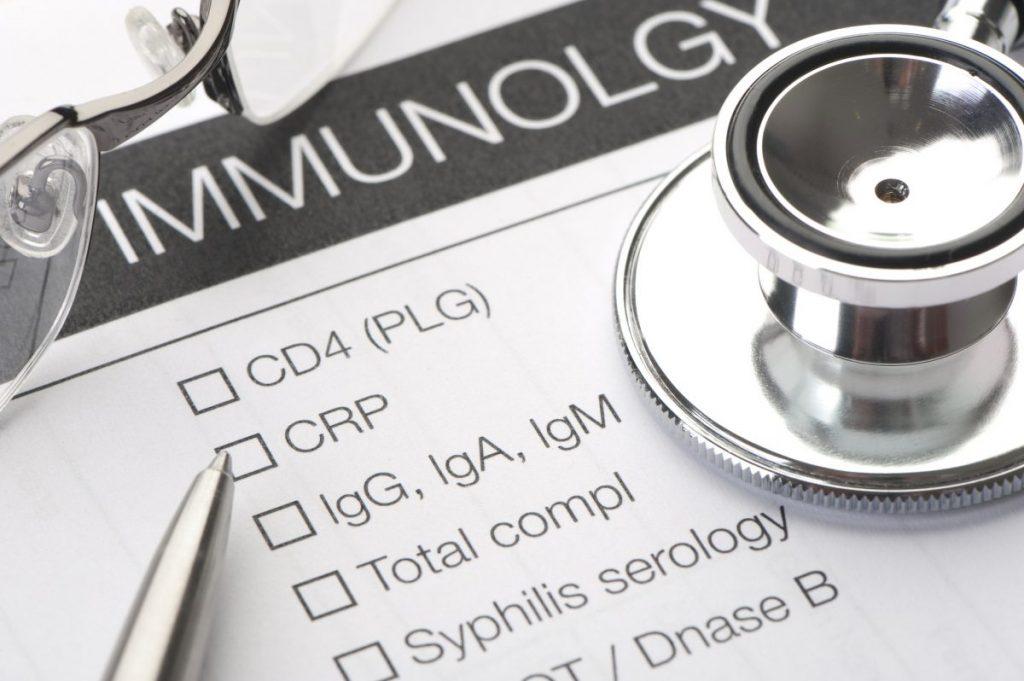 immune system response