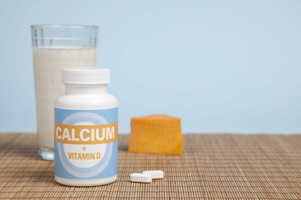 Hypoparathyroidism calcium