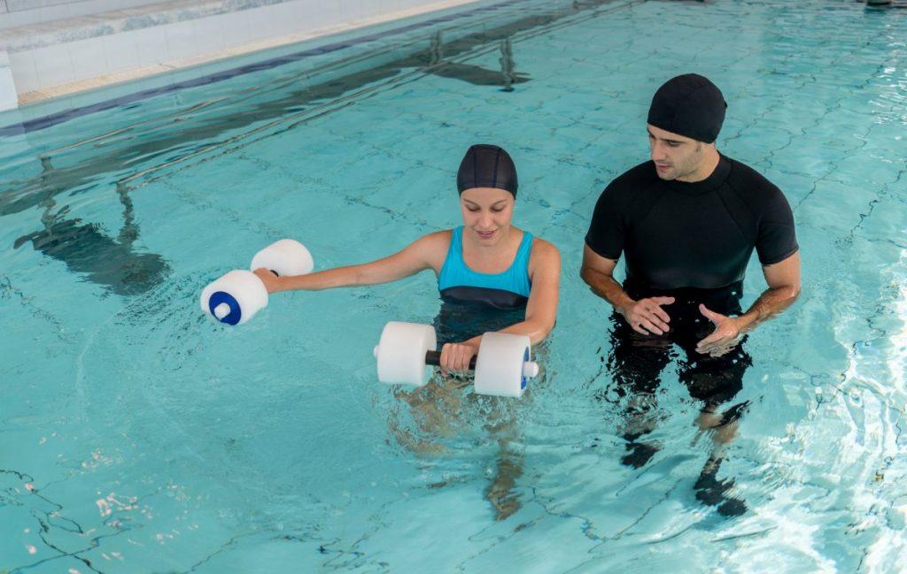 flexibility hydrotherapy