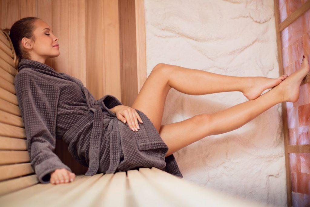 skin health halotherapy