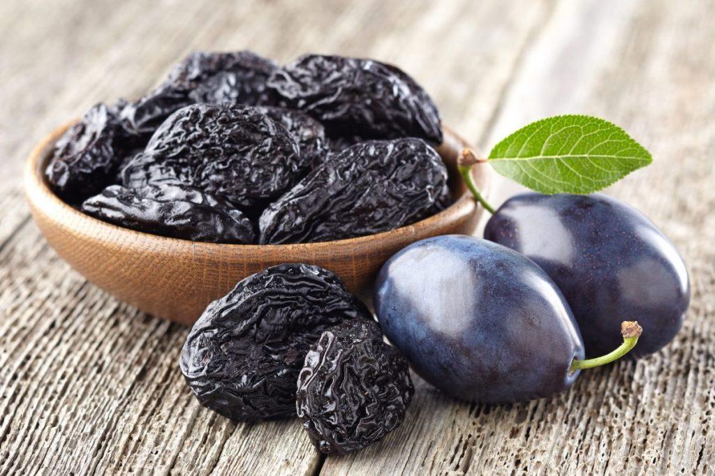 fiber dried fruit