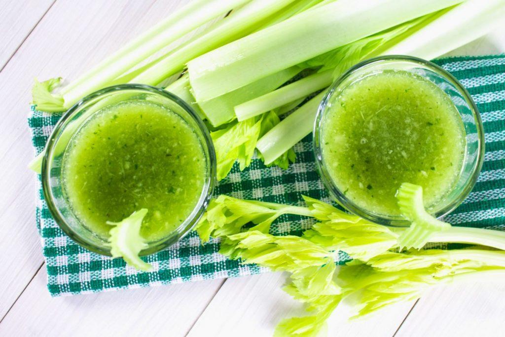trends Celery juice