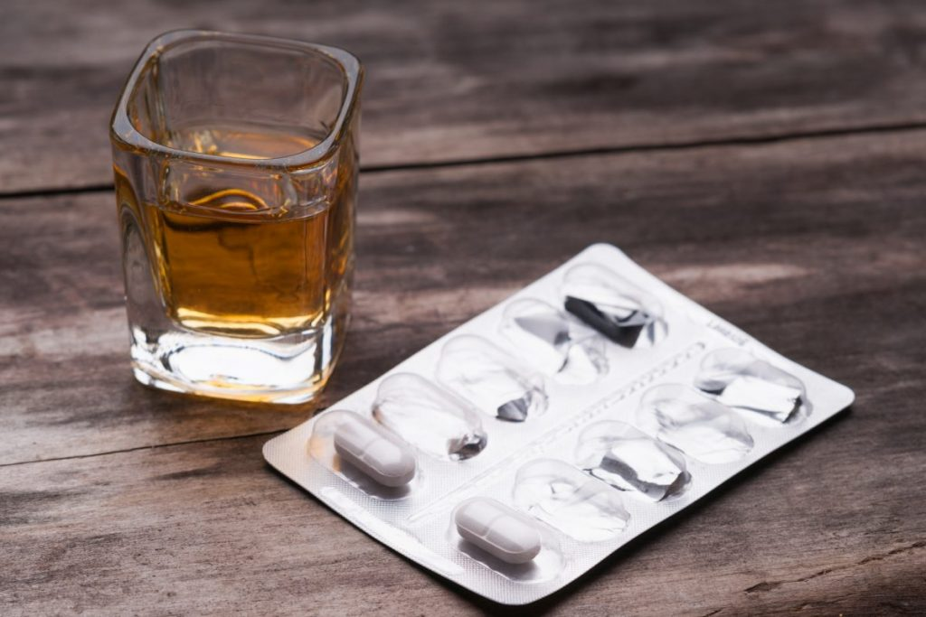 self medication and living with depression