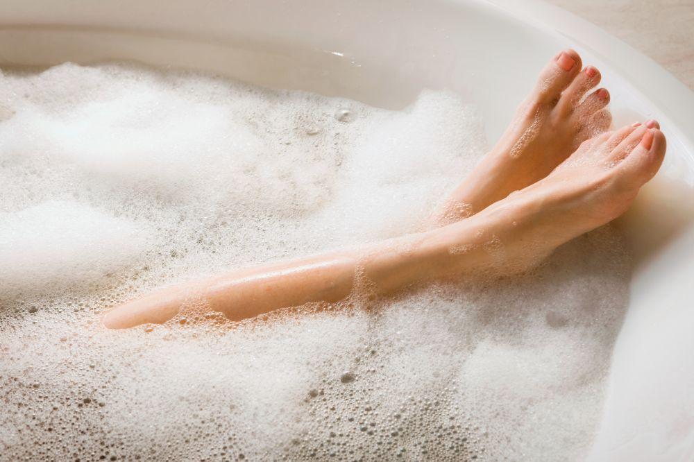 heat for restless legs