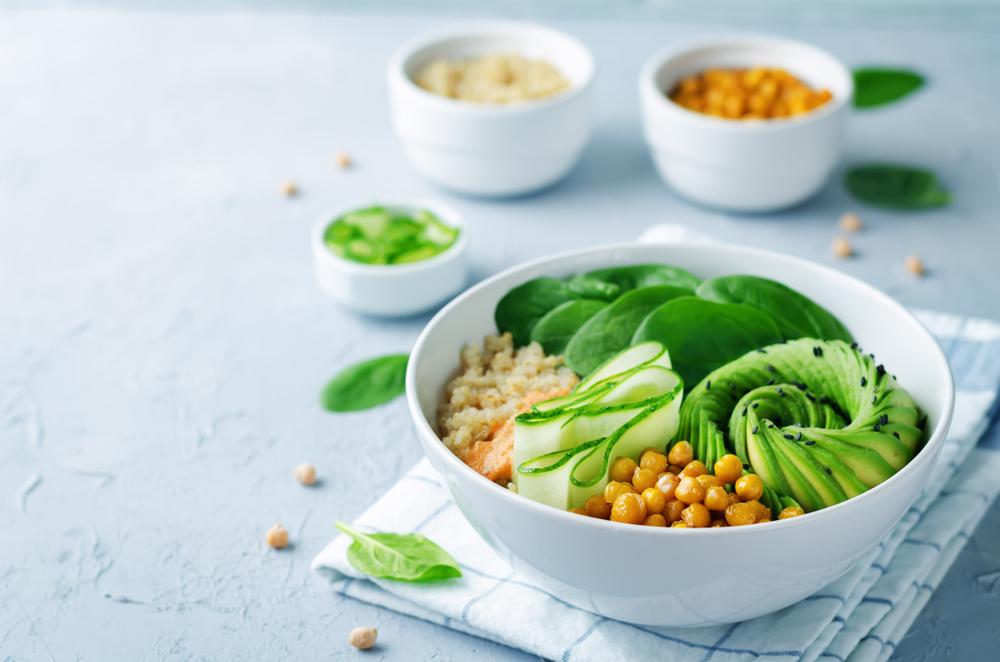 avocado Buddha bowls