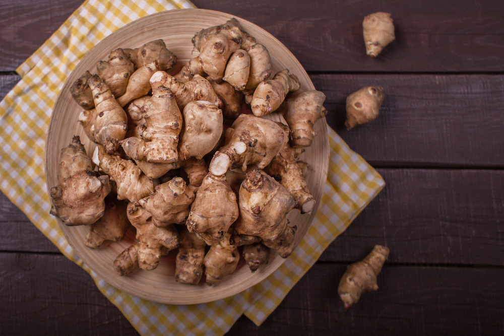 benefits of sunchokes