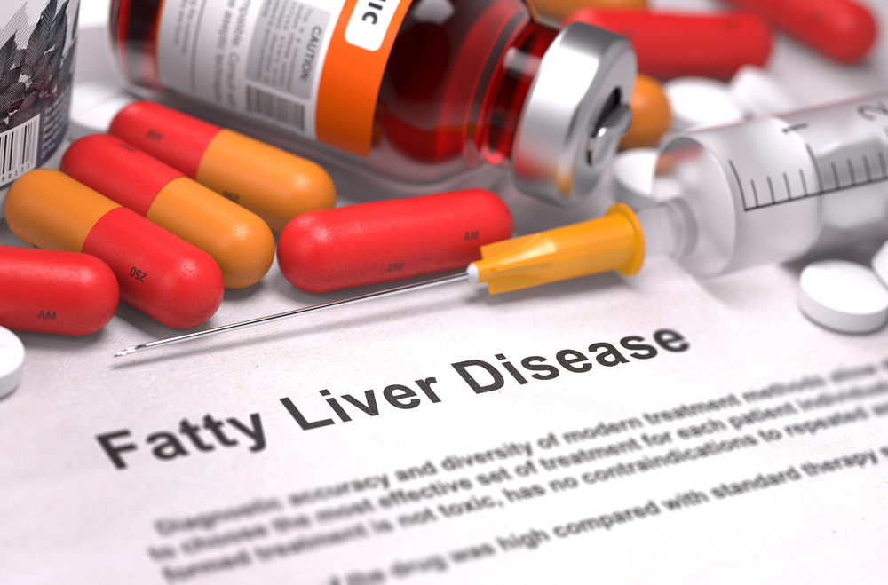 fatty liver protein deficiency