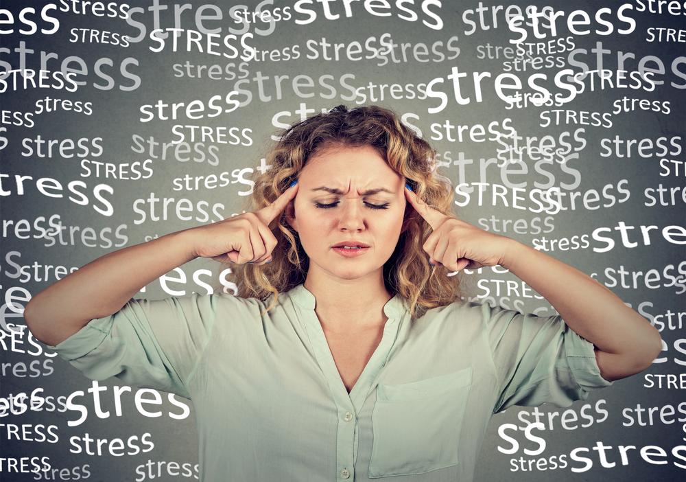 marjoram stress
