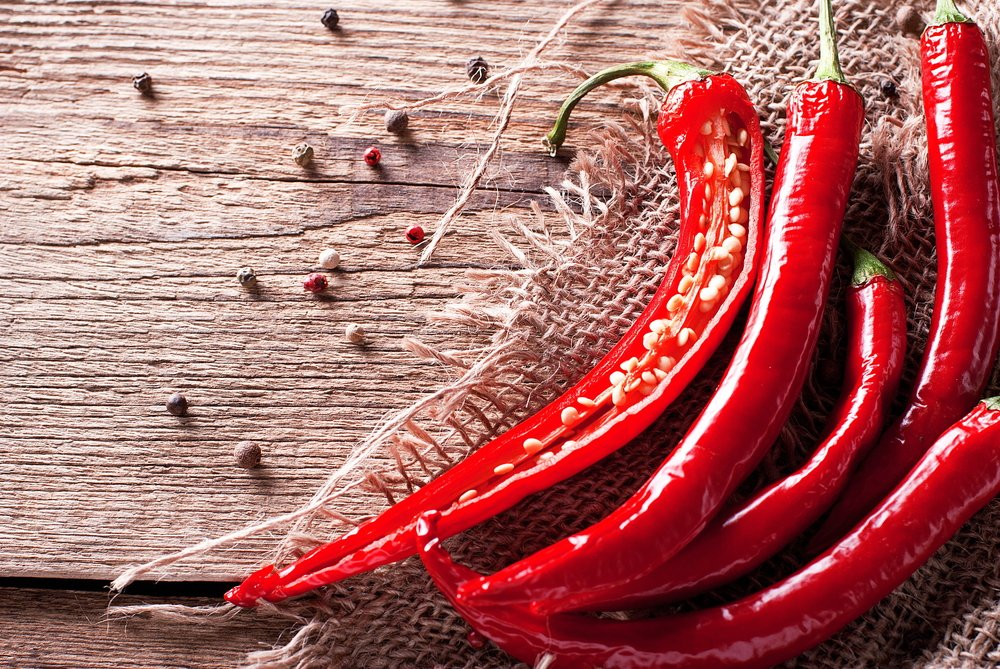 cancer spicy foods
