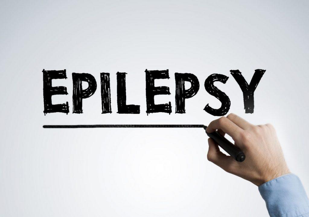 epileptic muscle jerks