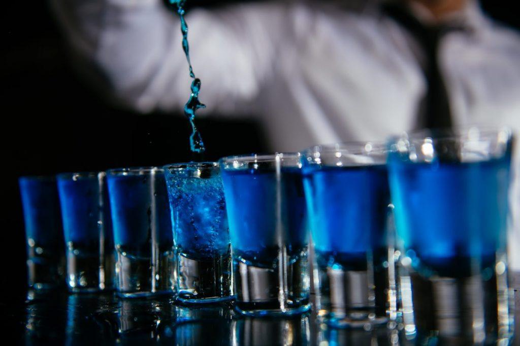 liquor Curacao