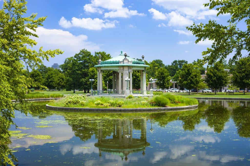 parks St. Louis