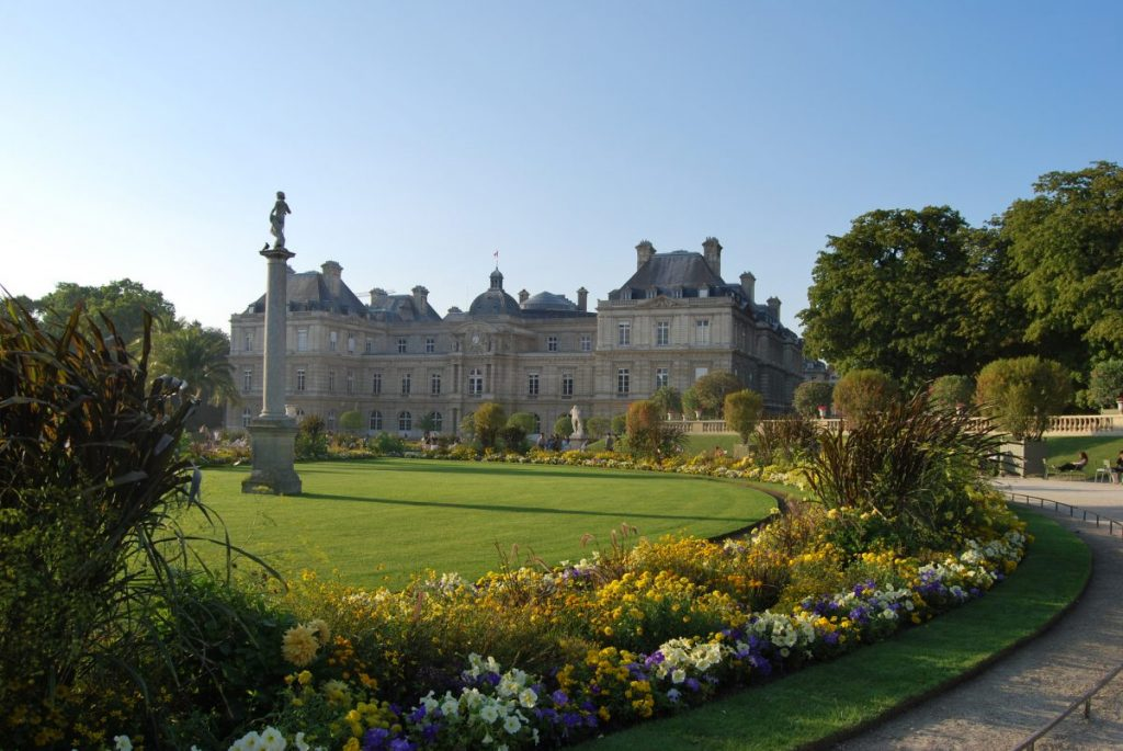 Luxembourg Paris